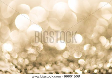 Yellow Abstract Background bokeh