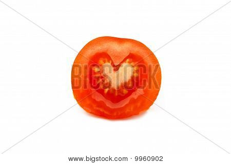 Heart-shape Tomato