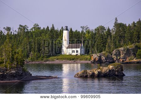 Rock Harbor Lighthouse, Isle Royale National Park
