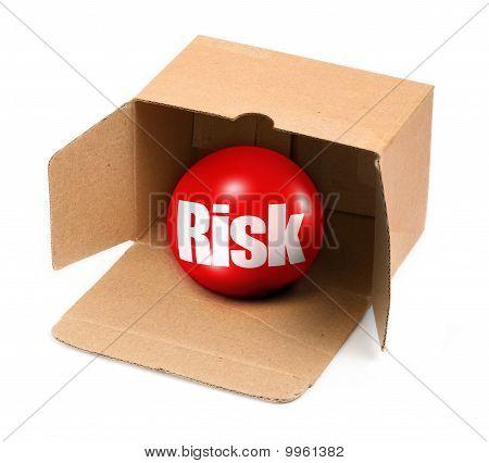 Risk Concept In Box