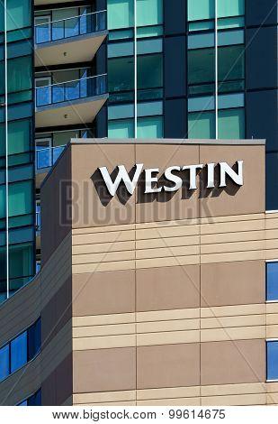 Westin Hotel Exterior