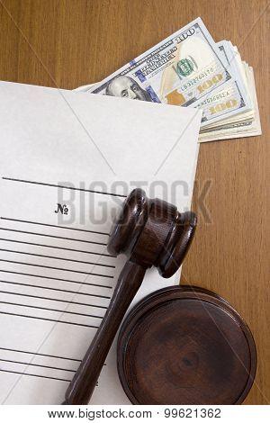Paperwork Court