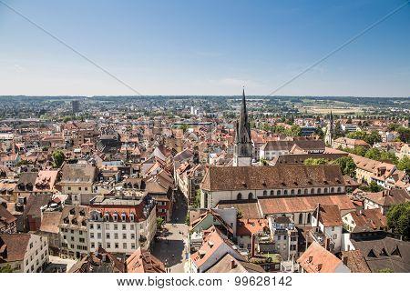 Constance, Germany - Switzerland