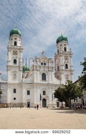 Dome in Passau in Bavaria