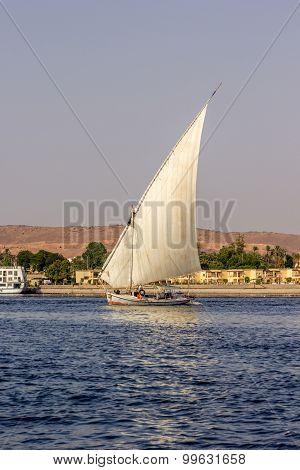 River Nile View