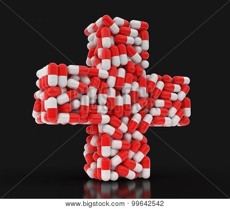 Cross from Pills