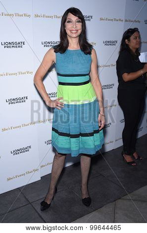 LOS ANGELES - AUG 19:  Illeana Douglas arrives to the