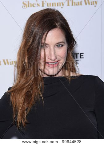 LOS ANGELES - AUG 19:  Kathryn Hahn arrives to the