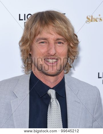 LOS ANGELES - AUG 19:  Owen Wilson arrives to the