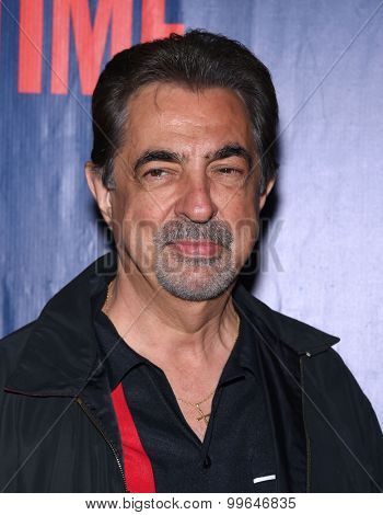 LOS ANGELES - AUG 10:  Joe Mantegna arrives to the Summer 2015 TCA's - CBS, The CW & Showtime  on August 10, 2015 in West Hollywood, CA