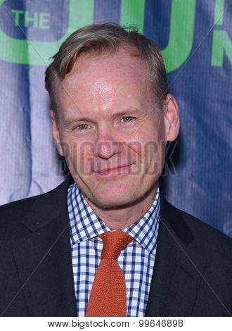 LOS ANGELES - AUG 10:  John Nickerson arrives to the Summer 2015 TCA's - CBS, The CW & Showtime  on August 10, 2015 in West Hollywood, CA