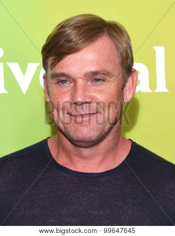LOS ANGELES - AUG 13:  Rick Schroder arrives to the Summer 2015 TCA's - NBCUniversal  on August 13, 2015 in Hollywood, CA