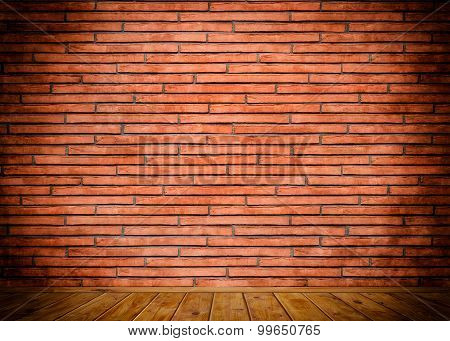 Old Brickswall Background.