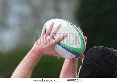 Rugby Throw In