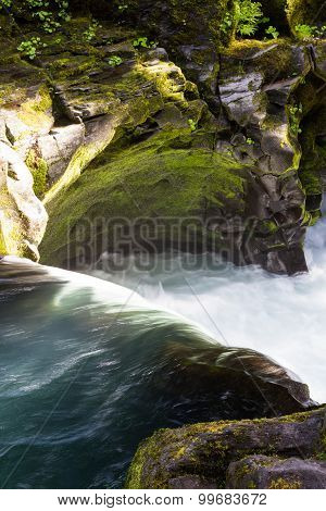 Water Falls From Above