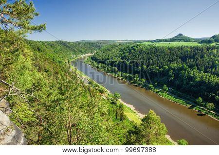 Elbe Canyon
