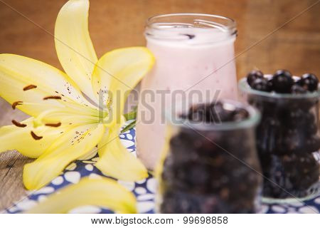 Currant Smoothie