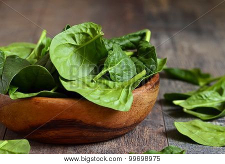 Spinach Leaves.