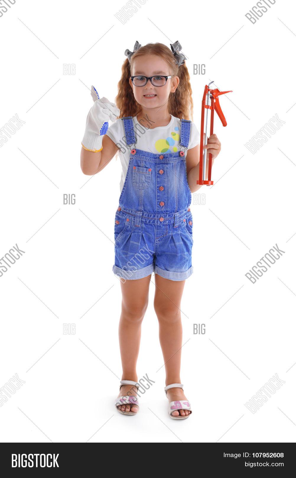 Девушки с гаечный ключ фото