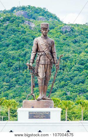 King Rama 4 Phra Chom Klao Chao Yu Hua (Rattanakosin)