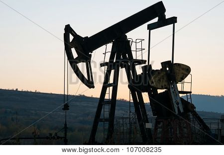 Gas Well Profiled