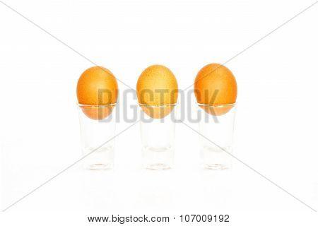 Egg Chicken Eggs isolate