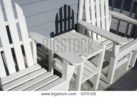 Beach Balcony Chairs