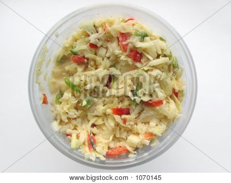 Appetizing Salad