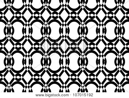 pattern black and white color.