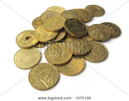 Gilded Coins Collection