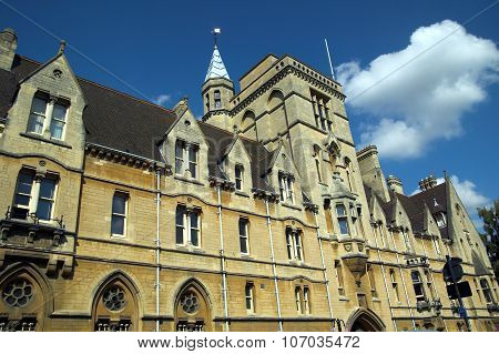 Balliol College, Oxford University