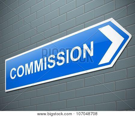 Commission Concept.