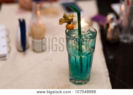 sweet alcoholic cocktail