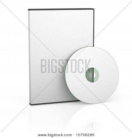 Blank Dvd Case