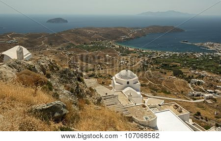 Serifos Island View