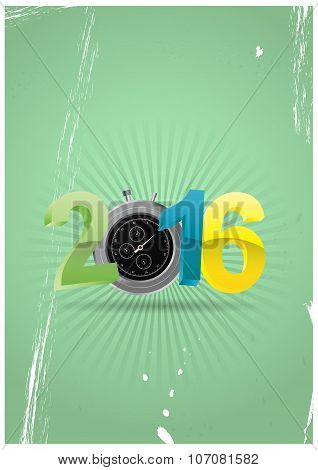 2016 Chronometer
