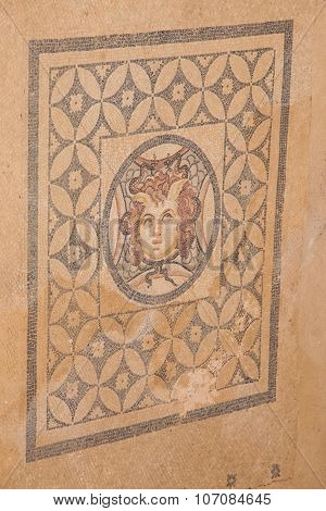 Mosaic In Terrace Houses