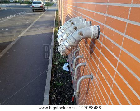 Hydrant Pipes