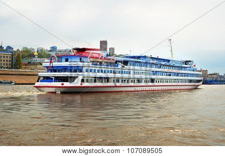 Cruise Ship Alexander Radishchev