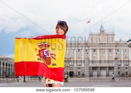 Tourist in Spain