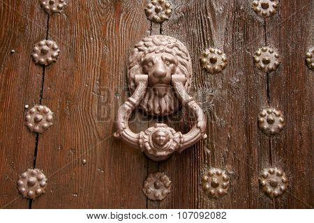 Toledo Door Knocker, Spain