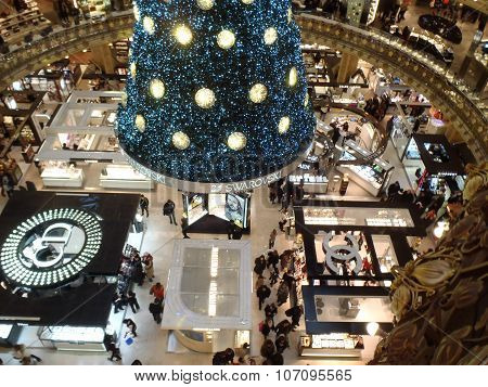 Swarovski Christmas Tree