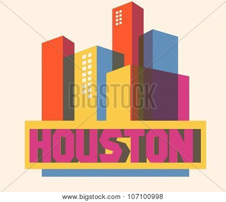 Houston beautiful city in world