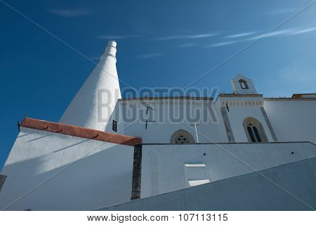 Chimneys of the National Palace of Sintra