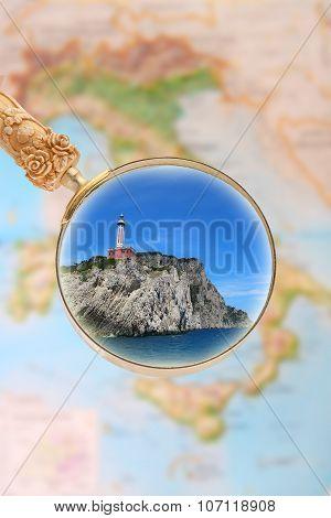 Capri Lighthouse, Italy