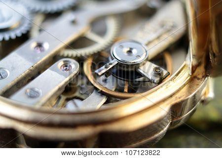 details clockwork