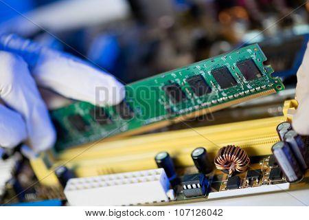 Computer Ram Memory Card