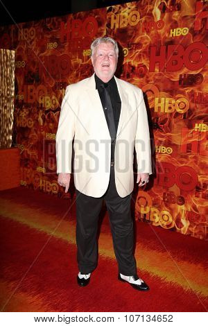 LOS ANGELES - SEP 20:  Robert Michael Morris at the HBO Primetime Emmy Awards After-Party at the Pacific Design Center on September 20, 2015 in West Hollywood, CA