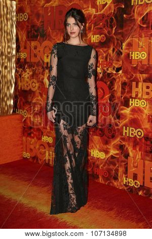 LOS ANGELES - SEP 20:  Margaret Qualley at the HBO Primetime Emmy Awards After-Party at the Pacific Design Center on September 20, 2015 in West Hollywood, CA