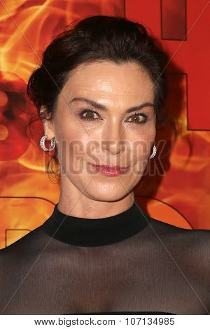 LOS ANGELES - SEP 20:  Michelle Forbes at the HBO Primetime Emmy Awards After-Party at the Pacific Design Center on September 20, 2015 in West Hollywood, CA